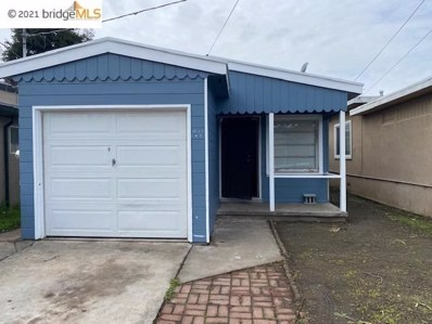 1367 Monterey St, Richmond, CA 94804 - MLS#: 40942644