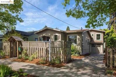 2316 California St, Berkeley, CA 94703 - MLS#: 40948248