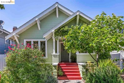 1115 Cowper St, Berkeley, CA 94702 - MLS#: 40950104