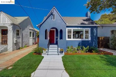 7338 Holly St, Oakland, CA 94621 - MLS#: 40960039