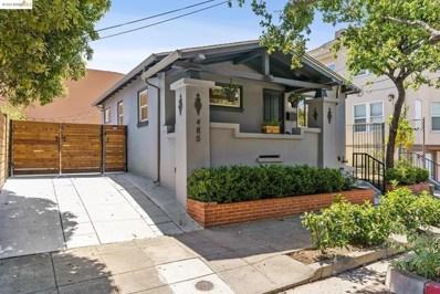 485 55Th St, Oakland, CA 94609 - MLS#: 40966677