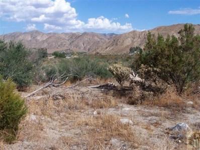 0 29 Palms Highway, Morongo Valley, CA 92256 - MLS#: 41438162PS