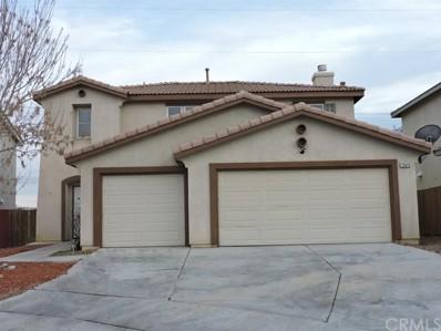 15015 Kitfox Lane, Victorville, CA 92394 - MLS#: 494703