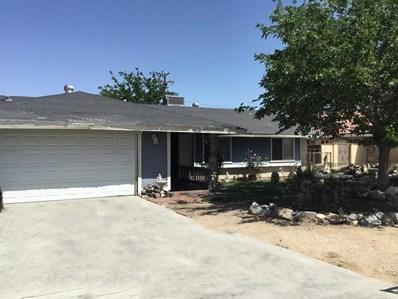 16183 Tawney Ridge Lane, Victorville, CA 92394 - MLS#: 499164