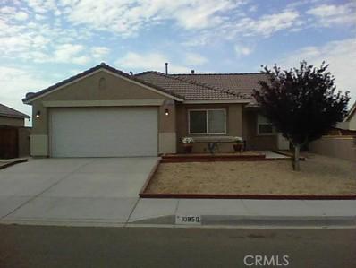 10950 Star Street, Adelanto, CA 92301 - MLS#: 499834