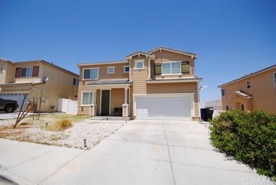 15598 Deep Canyon Lane, Victorville, CA 92394 - MLS#: 500101