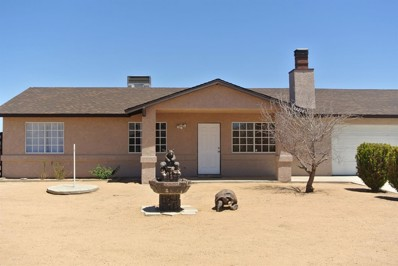 22916 lone eagle Court, Apple Valley, CA 92308 - MLS#: 500389