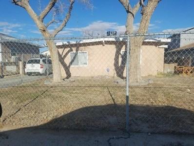 2554 DESERT Street, Rosamond, CA 93552 - MLS#: 501133