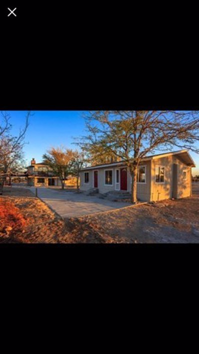 9835 Midway Avenue, Lucerne Valley, CA 92356 - MLS#: 501175