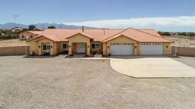 6976 Coyote, Oak Hills, CA 92344 - MLS#: 501250