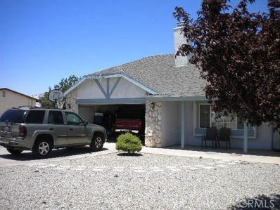 11250 Kiowa Place, Apple Valley, CA 92308 - MLS#: 501359