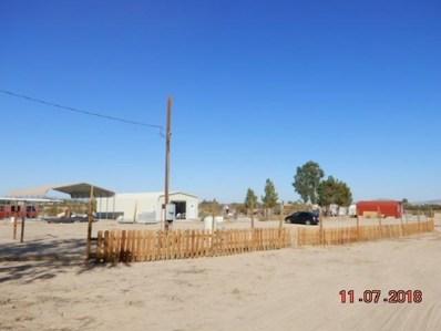 45464 Bedford Road, Newberry Springs, CA 92365 - MLS#: 501575