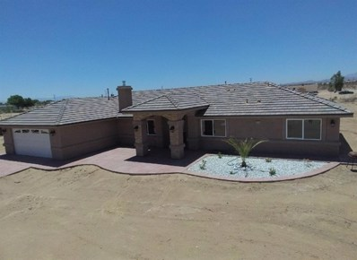 6171 Bonanza Road UNIT 92371, Phelan, CA 92371 - MLS#: 501650