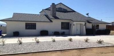 16304 Sago Road, Apple Valley, CA 92308 - MLS#: 502641