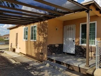 911 W Buena Vista Street, Barstow, CA 92311 - MLS#: 502698