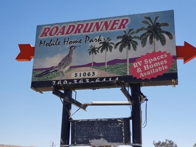 51063 29 Palms Highway, Morongo Valley, CA 92256 - MLS#: 503047