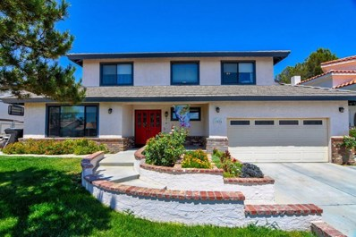 13824 Iron Rock Place, Victorville, CA 92395 - MLS#: 503361
