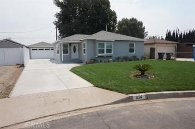 834 S VanHorn Avenue, West Covina, CA 91790 - MLS#: 503415