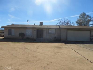 21045 Little Beaver Road, Apple Valley, CA 92308 - MLS#: 503428