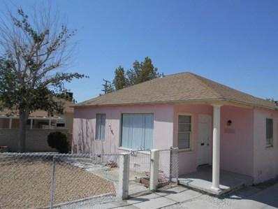 851 W Buena Vista Street, Barstow, CA 92311 - MLS#: 503440