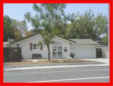 5395 PALM Avenue, Riverside, CA 92506 - MLS#: 503507