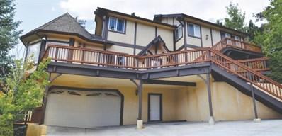 877 Menlo Drive, Big Bear, CA 92315 - MLS#: 503611