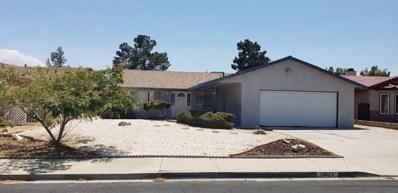 13827 Burning Tree Drive, Victorville, CA 92395 - MLS#: 503722