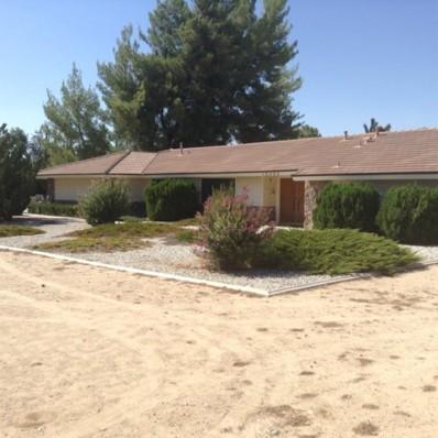 19666 Tomahawk Road, Apple Valley, CA 92307 - MLS#: 503980