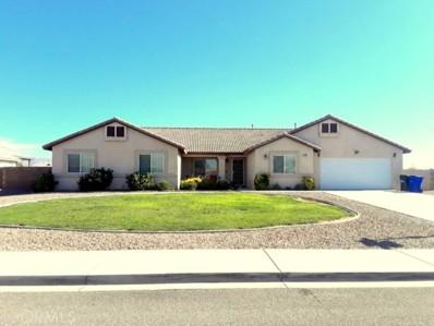 21239 Seibel Lane, Apple Valley, CA 92308 - MLS#: 504087