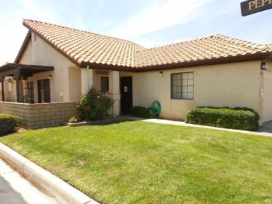 19273 Palm Way, Apple Valley, CA 92308 - MLS#: 504159