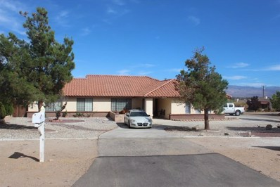 16339 Rancherias Road, Apple Valley, CA 92307 - MLS#: 504191