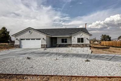21568 Sitting Bull Road, Apple Valley, CA 92308 - MLS#: 504249