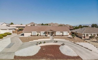 16397 Menahka Road, Apple Valley, CA 92307 - MLS#: 504767
