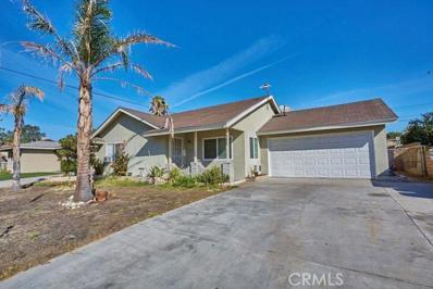 17402 Reed Street, Fontana, CA 92336 - MLS#: 505019