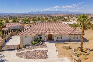 18981 Kasson Way, Apple Valley, CA 92307 - MLS#: 505117