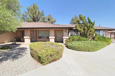 16231 Olalee Road, Apple Valley, CA 92307 - MLS#: 505152