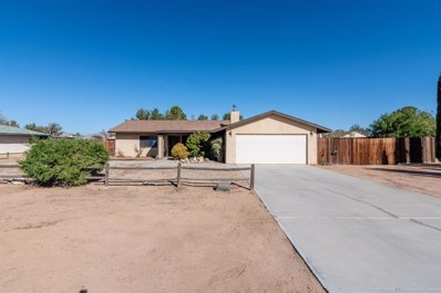 14407 Pioneer Road, Apple Valley, CA 92307 - MLS#: 505257