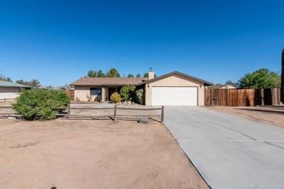 14407 Pioneer Road, Apple Valley, CA 92307 - #: 505257