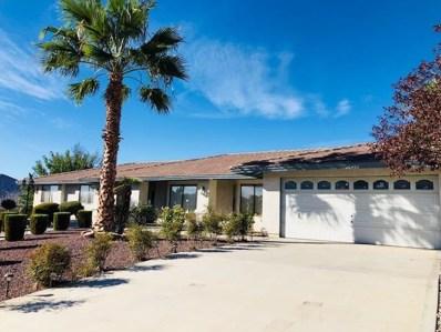 16492 Kasota Road, Apple Valley, CA 92307 - MLS#: 505462