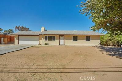 15866 Sitting Bull Street, Victorville, CA 92395 - MLS#: 505469