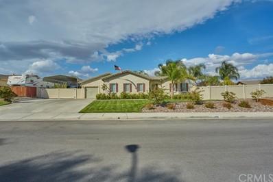 14956 Eureka Street, Lake Elsinore, CA 92530 - MLS#: 505532