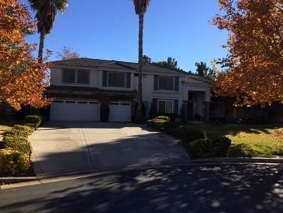 40020 Tesoro Lane, Palmdale, CA 93551 - MLS#: 505733