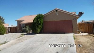 14617 Alan Street, Adelanto, CA 92301 - MLS#: 505751