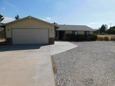 21185 Lone Eagle Road, Apple Valley, CA 92308 - MLS#: 505856