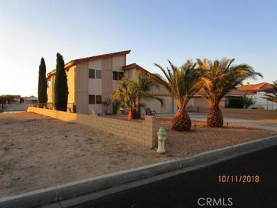 26274 Corona Drive, Helendale, CA 92342 - MLS#: 505922