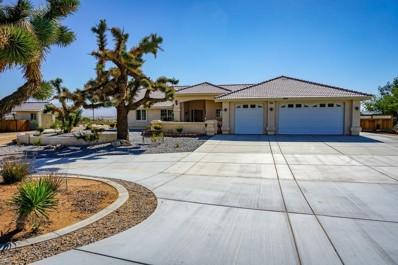 23355 Cuyama Road, Apple Valley, CA 92307 - MLS#: 506050
