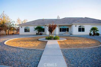 16077 Manzanita Street, Hesperia, CA 92345 - MLS#: 506059