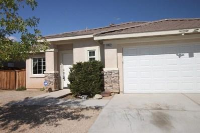 10962 Star Street, Adelanto, CA 92301 - MLS#: 506190
