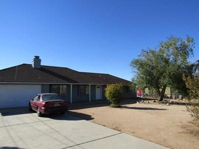 11870 Calcite Avenue, Hesperia, CA 92345 - MLS#: 506191