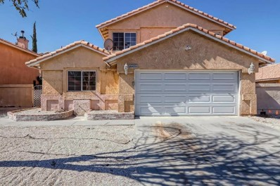 12350 Rainwood Lane, Victorville, CA 92395 - MLS#: 506328